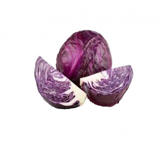 Cabbage - Red 500-700gm 1pc